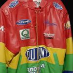 XL Jeff Gordon Leather Jacket