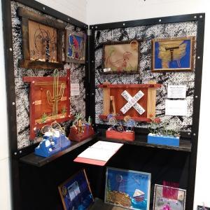 Photo of Art Display Panels