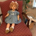 Shirley Timple Doll