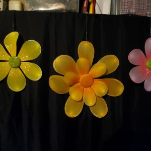 Photo of Flowers & butterfly decorations