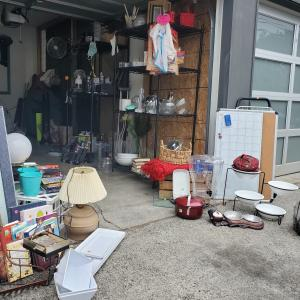 Photo of Cheap Garage Sale,  come and get it!