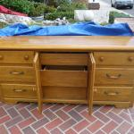 CHEST/DRESSER - 9 DRAWERS