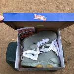 Back To The Future II  Shoes & Almanac