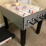 Nastaligic  Domed Hockey Game