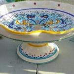 Decorative platter with beautiful details