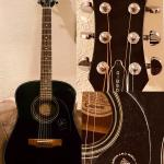 NIB - Limited Edition Gibson Epiphone Guitar - Rock and Roll Hall of Fame