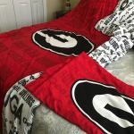 Georgia comforter