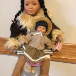 Alaskan doll