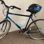 Raleigh  C-30  cross sport bicycle