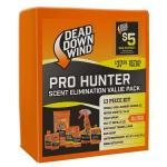 Dead Down Wind Pro Hunter Scent Elimination Value Pack