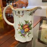 I Godinger China Pitcher