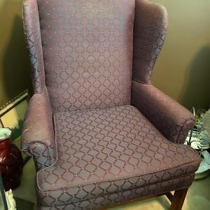 Photo of Wing Back Chair