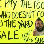 YARD SALE!  337 Bryant St Buffalo Saturday 12th 8-3