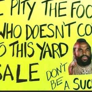 Photo of YARD SALE!  337 Bryant St Buffalo Saturday 12th 8-3