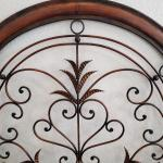 Beautiful Wrought Iron Hanging Wall Thing