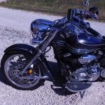 2007 Yamaha Stratoliner S Motorcycle