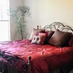 Metal Headboard and Footboard - includes frame
