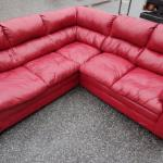 Red Sectional Sofa For Sale