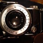 AGFA PB 20 Viking with f/7.7 lens