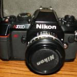Nikon N2000 - 35MM