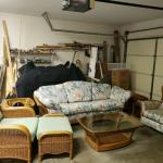 7 Piece Rattan Furniture Set