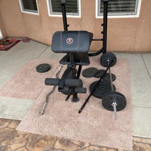 Photo of Gym equipment