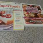 Healthy Eating Cookbooks including