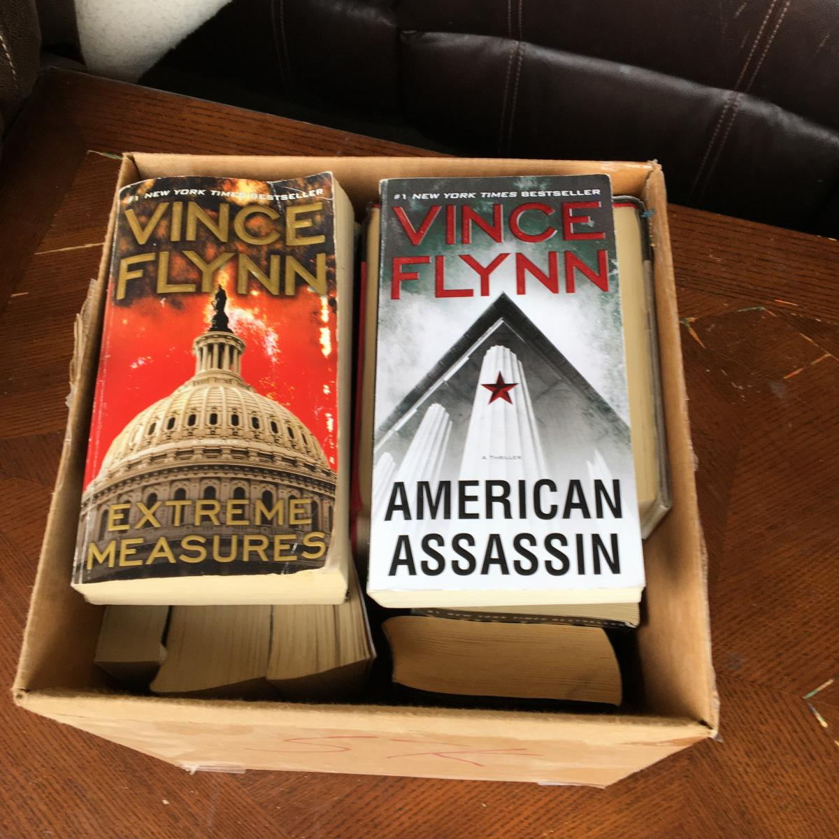 Photo 1 of American Assasin series