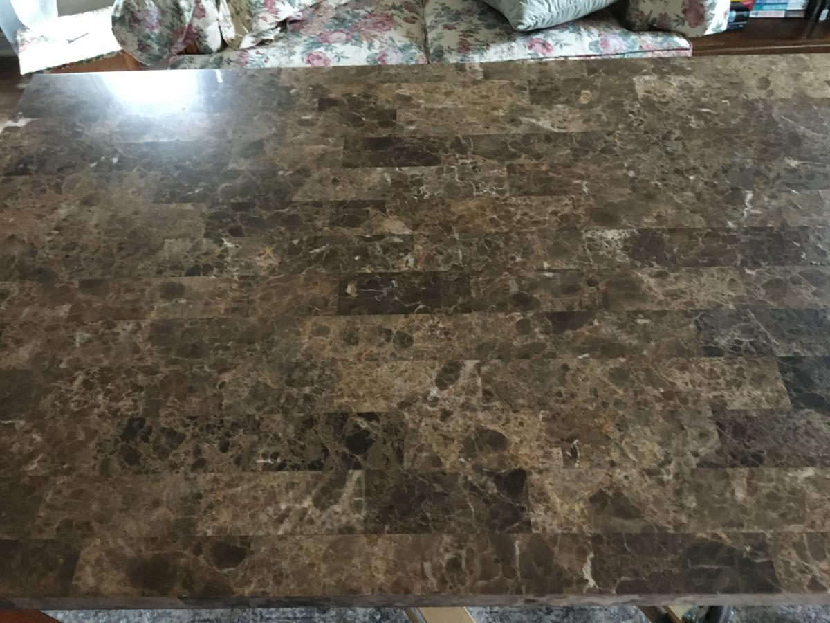Photo 3 of Dining room table