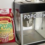 Popcorn Machine- Movie Style