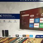 "LG 43"" HDTV"