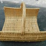 Very Large Wicker Basket