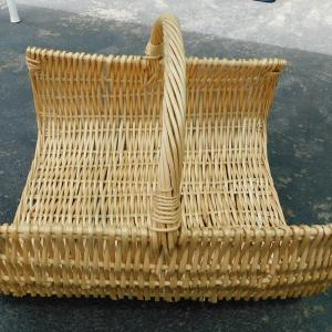 Photo of Very Large Wicker Basket