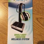 V-Max Fitness: Trio Whole Body Vibration Wellness System
