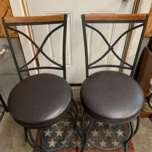 Photo of Pair of Bar/Counter Stools