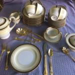 Noritake coffee or luncheon set