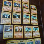 Looking for Pokemon cards