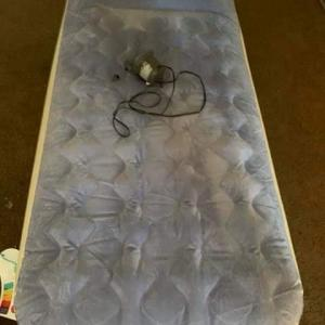 Photo of Air bed with pump