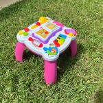 Play pen, Leapster, Activity Table, Tent, Frozen Dolls, Baby clothes, Toys