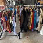 Women Clothing, Designer Jackies, Shoes, Jewerly, Knickknacks,