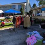 Garage sale,   Saturday sept. 19