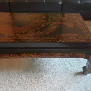 Photo of Oriental coffee table