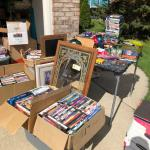 BIG YARD SALE 9/19 and 9/20