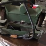 """Toastmaster vintage 5"""" dual wheeled grinder grinder Model 5574"""
