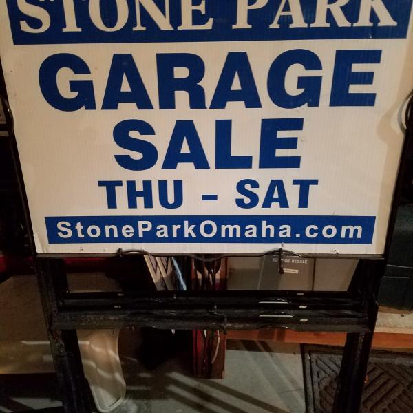 Photo of Stone Park Neighborhood Garage Sales