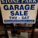 Stone Park Neighborhood Garage Sales