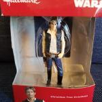 2018 Hallmark Han Solo Christmas Ornament