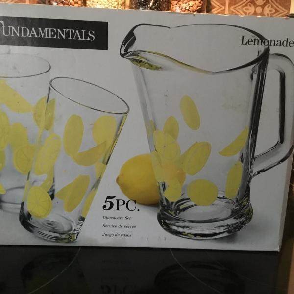 Photo of Lemonade Set