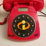 Disney Pixar The Incredibles Collector's Phone