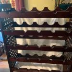 25 Bottle Wine Rack